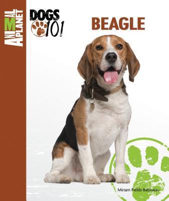 Beagle book written by Babineau, Miriam Fields