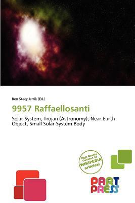 9957 Raffaellosanti written by Ben Stacy Jerrik
