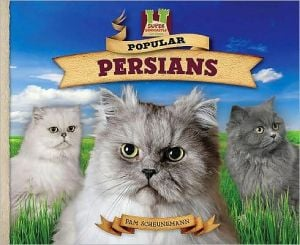 Popular Persians book written by Pam Scheunemann