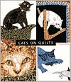 Cats on Quilts book written by Sandi Fox