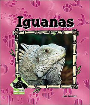 Iguanas book written by Julie Murray