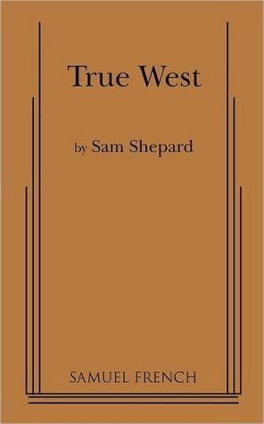 True West book written by Sam Shepard