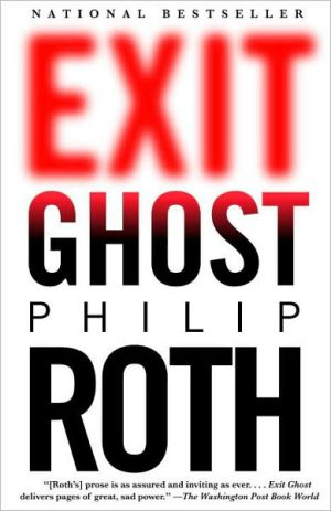 Exit Ghost book written by Philip Roth