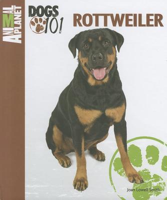 Rottweiler book written by Smith, Joan Lowell