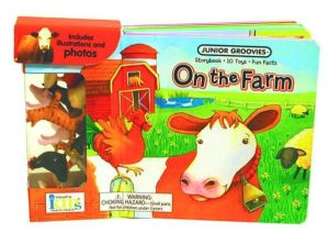On the Farm (Junior Groovies Series) book written by Susan Ring