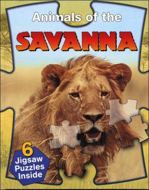 Animals of the Savanna book written by Isabel Fonte