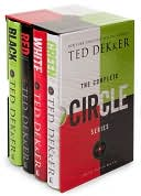 The Complete Circle Series: Hardcover Box Set (Green/Black/Red/White) book written by Ted Dekker