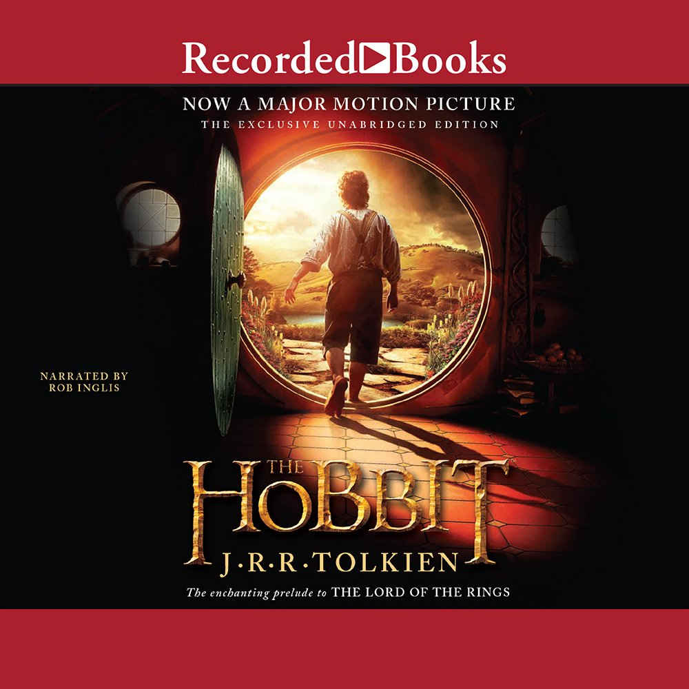 The Hobbit or There and Back Again book written by J. R. R. Tolkien