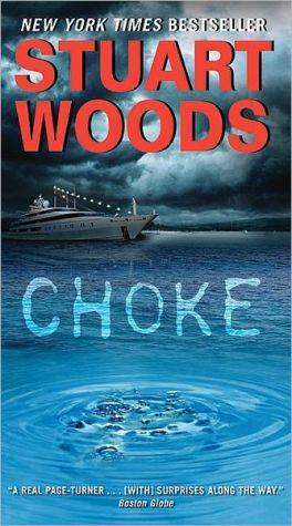 Choke book written by Stuart Woods