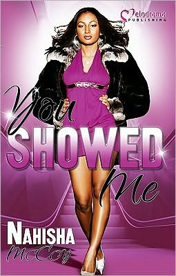 You Showed Me book written by Nahisha McCoy