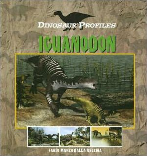 Iguanadon book written by Fabio Marco