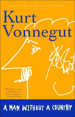 A Man Without a Country book written by Kurt Vonnegut