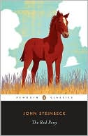 The Red Pony book written by John Steinbeck