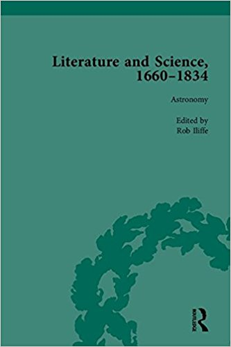 Literature and Science, 1660-1834, Vol. 2 written by Judith Hawley