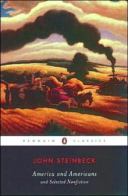 America and Americans and Selected Nonfiction book written by John Steinbeck