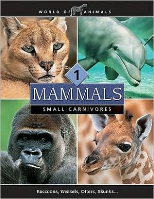 Mammals: World of Animals book written by Pat Morris