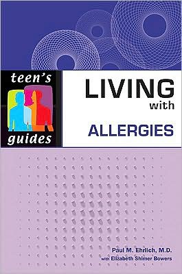 Living with Allergies book written by Paul Ehrlich