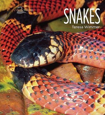 Snakes book written by Teresa Wimmer