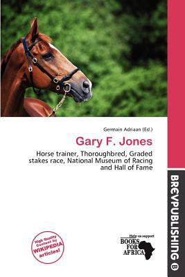Gary F. Jones written by Germain Adriaan