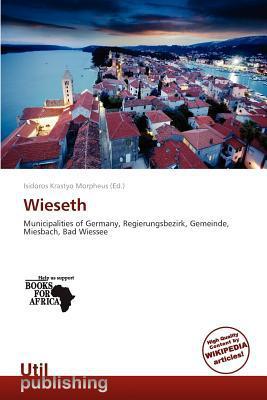 Wieseth written by Isidoros Krastyo Morpheus
