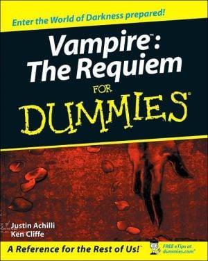 Vampire: The Requiem For Dummies book written by Colleen Totz Diamond