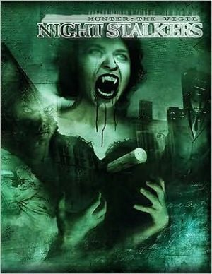 Night Stalkers book written by White Wolf
