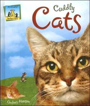 Cuddly Cats book written by Anders Hanson