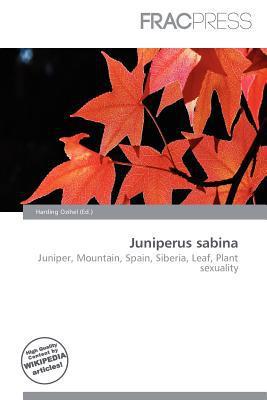 Juniperus Sabina written by Harding Ozihel