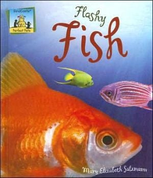Flashy Fish book written by MaryElizabeth Salzmann