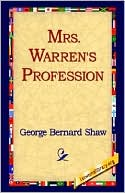 Mrs. Warren's Profession book written by George Bernard Shaw