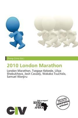 2010 London Marathon written by Zheng Cirino