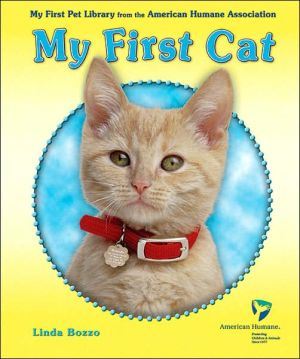 My First Cat book written by Linda Bozzo