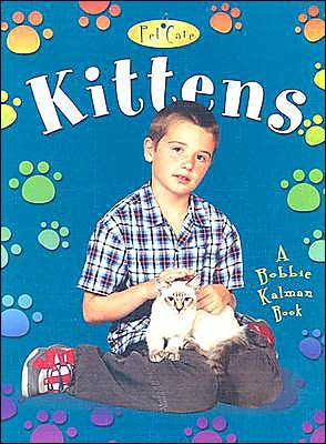Kittens book written by Niki Walker