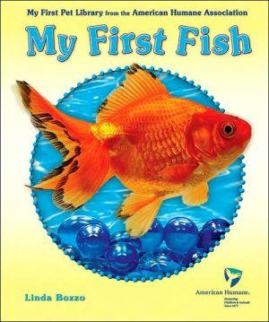 My First Fish book written by Linda Bozzo
