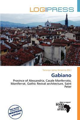 Gabiano written by Terrence James Victorino