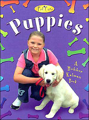 Puppies book written by Rebecca Sjonger
