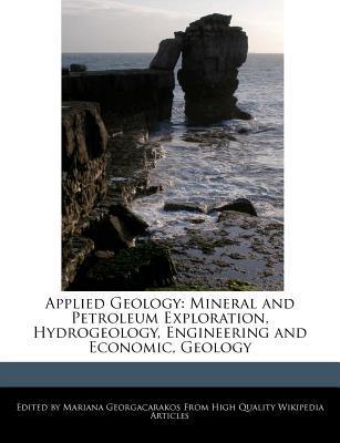 Applied Geology written by Mariana Georgacarakos