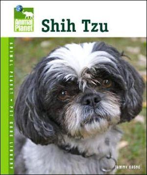 Shih Tzu book written by Tammy Gagne