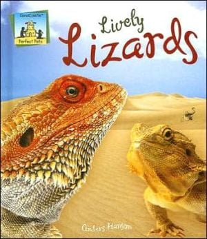 Lively Lizards written by Anders Hanson