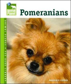 Pomeranians book written by Marguerite Stocker