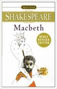 Macbeth book written by William Shakespeare
