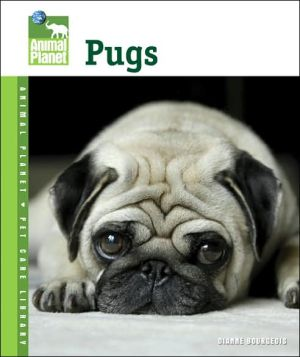 Pugs book written by Dianne Bourgeois