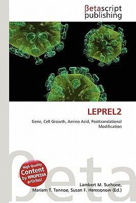 Leprel2 written by Lambert M. Surhone