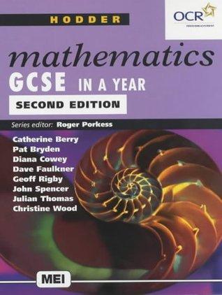 Gcse Mathematics for Ocr Modular Two Tier Gcse M8 written by Howard Baxter