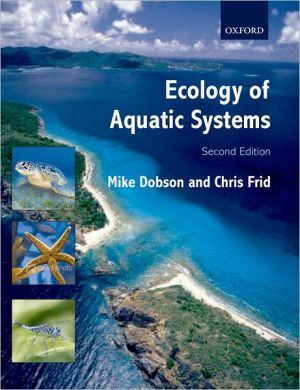 Ecology of Aquatic Systems book written by Mike Dobson