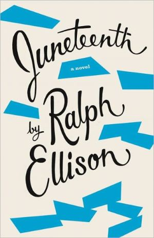 Juneteenth book written by Ralph Ellison