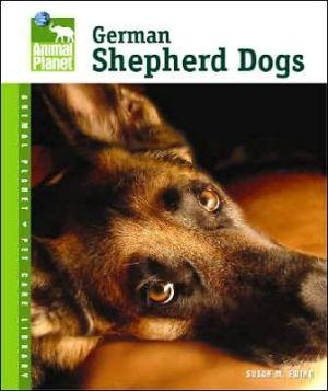 German Shepherd Dogs book written by Susan M. Ewing