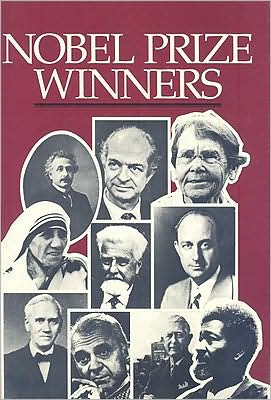 Nobel Prize Winners book written by Tyler Wasson