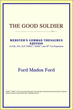 The Good Soldier book written by ICON Reference
