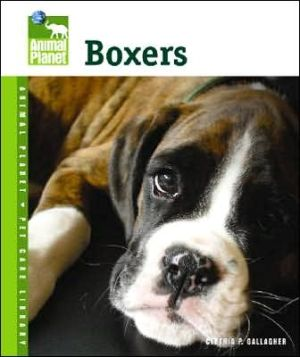 Boxers book written by Cynthia P. Gallagher